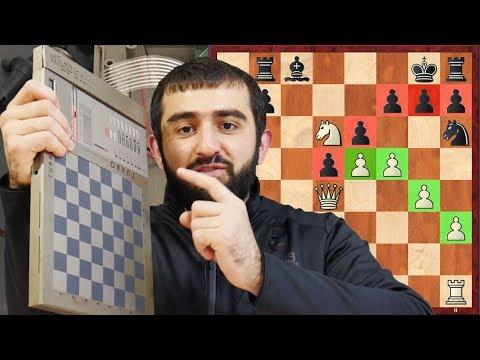 Suren Crushes SciSys Kasparov Turbo 16K (1985)