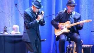 "Leonard Cohen ""Save the Last Dance for Me"" 1st Bank Center, 11/3/12"