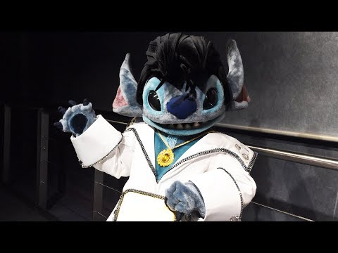Elvis Stitch Meet & Greet at Mickey's Not So Scary Halloween Party - NEW for 2018, Walt Disney World