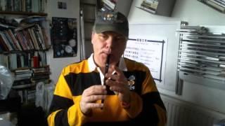 In Dulce Jubilo Clarke Sweetone Tin Whistle Tweeked by Jerry Freeman