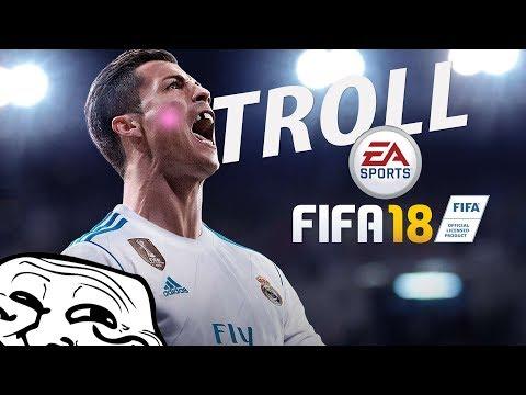 FIFA 18 TROLLS