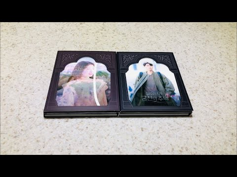 [Unboxing] 'Memories Of The Alhambra' Original Soundtrack Albums