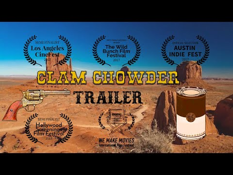 """""""Clam Chowder"""" - trailer"""