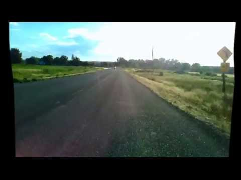 Motorcycle Tour of Worland, WY