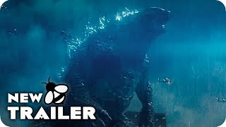 GODZILLA 2 Trailer 2 (2019) King of the Monsters