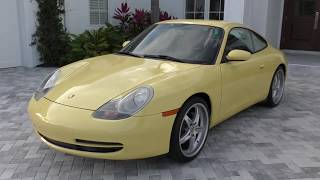 1999 Porsche 911 Carrera 4 Review by Bill with 996 IMS Bearing Discussion - Auto Europa Naples