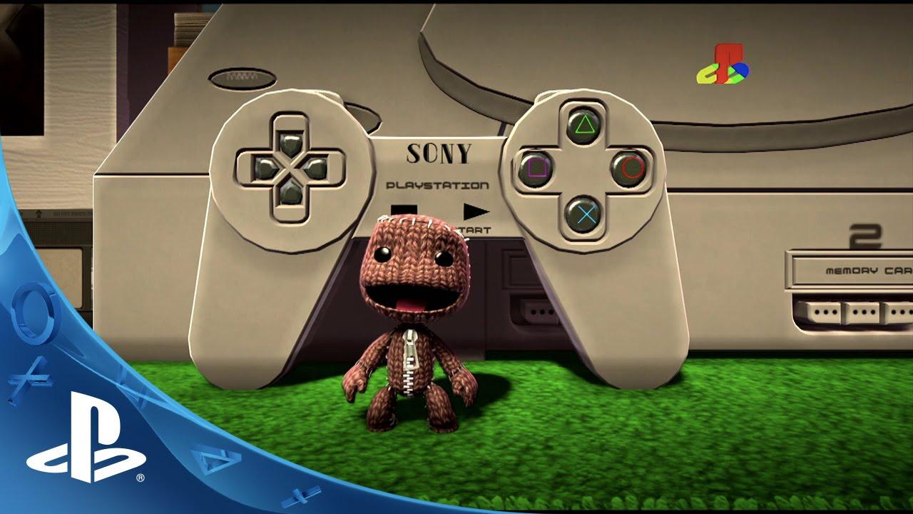 LittleBigPlanet 3 20 Years Of PlayStation YouTube