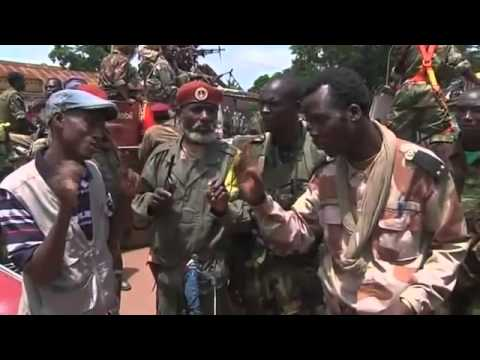 Looters roam Central African Republic capital