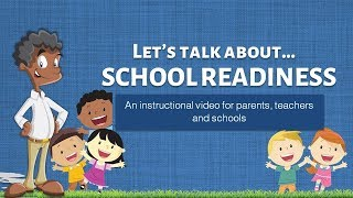 School Readiness: A Video for Parents and Teachers