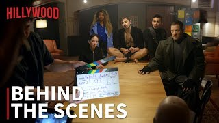 Behind The Scenes: The Umbrella Academy Parody by The Hillywood Show®