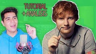 Cómo CANTAR como Ed Sheeran - Tutorial + Análisis  de su voz  | Vargott