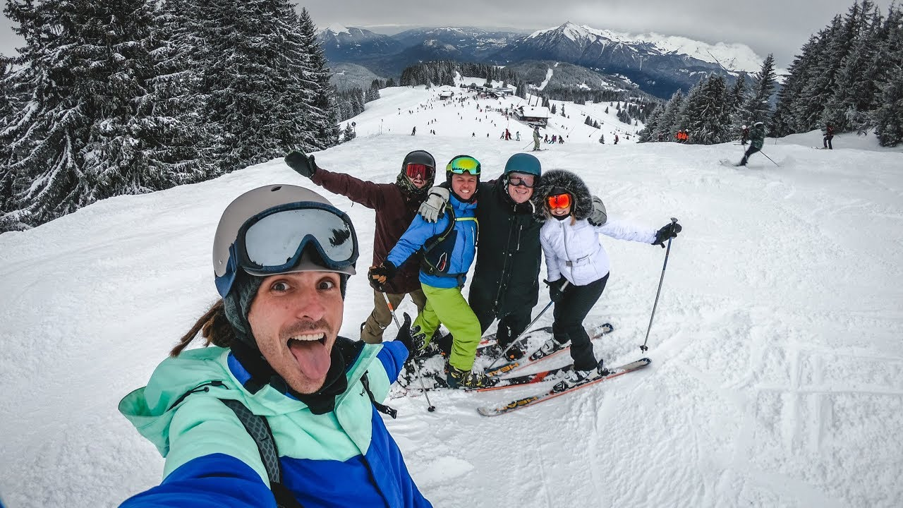 Snowboard Travel Luggage Sestriere Ski Resort Car Laptop Ski