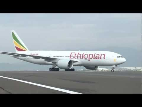 The ETHIOPIAN AIRLINES Fleet @ Addis Ababa