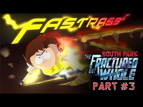 South Park: The Fractured But Whole Part 3 | Exploring the town!
