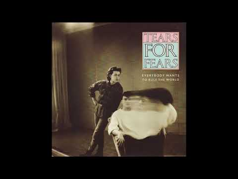 Tears For Fears - Everybody Wants To Rule The World - Vinyl recording HD mp3