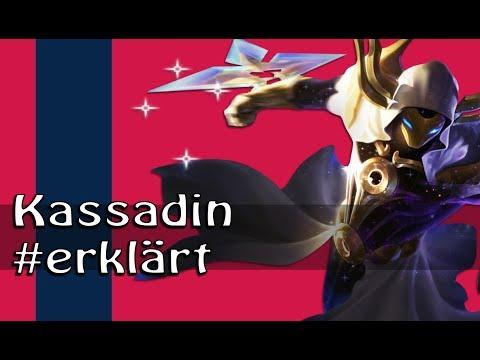 Still BUSTED ?   - Kassadin #erklärt - als Gameplay (Mitte)