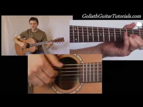 How To Play May You Never By John Martyn (guitar lesson/Tutorial)