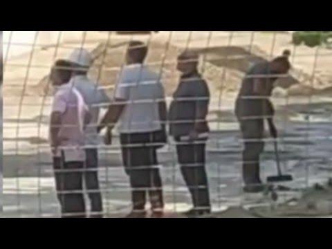 Ο Μελισσανίδης επισκέφτηκε την «Αγιά Σοφιά» και επιθεώρησε τα έργα ( video)