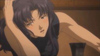 【エヴァQ】葛城ミサトの胸中…男どもがスッキリしちゃって・・・ 葛城ミサト 動画 1