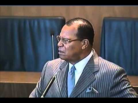 Minister Farrakhan Addresses Detroit City Council (May 17, 2