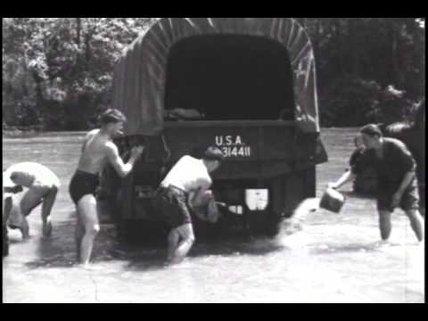 Army on Wheels - WWII
