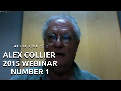 Alex Collier 2015 Interview Full (Webinar #1 August 14, 2015)