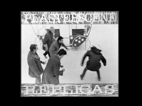 PLASTERSCENE REPLICAS - 4 song 12 inch EP