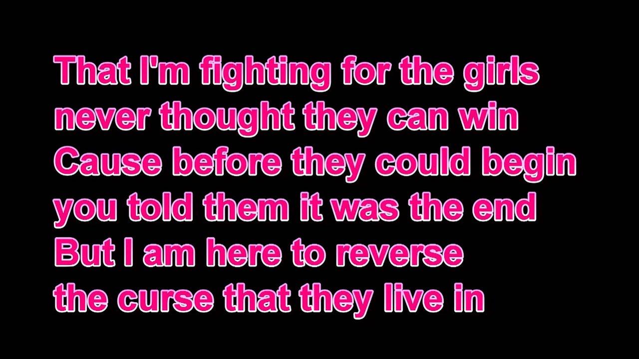 Nicki Minaj Im The Best LYRICS YouTube
