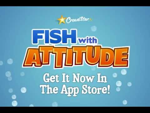 Fish With Attitude For IOS App Store - Trailer