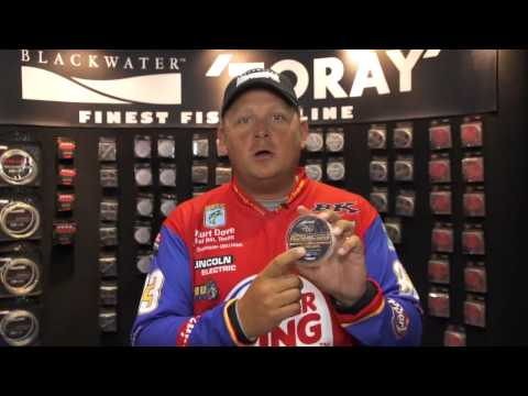 Toray Super Hard Strong and Upgrade with Kurt Dove | ICAST 2013