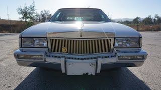 1 Owner 1991 Cadillac Sedan Deville Continental kit & Vogue Package