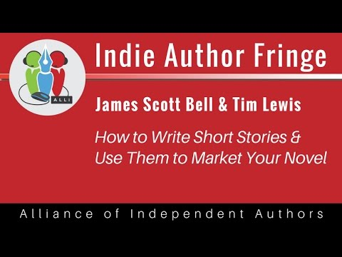 How to Write Short Stories & Use Them to Market Your Novel