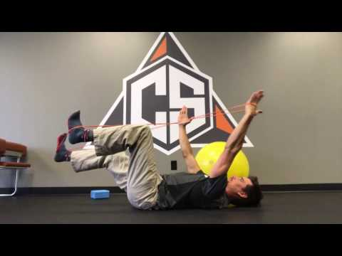 Progressions for Foundational Core Strength: Deadbug Variations