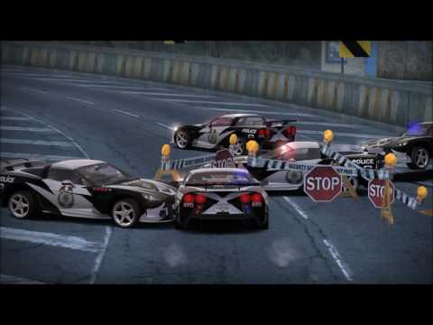 Need for Speed: Most Wanted #6: Heat Level 10 Chase in Cross C6