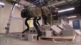 connectYoutube - Boston Dynamics All Prototypes