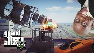 GRENADE BASKETBALL - GTA 5 Gameplay