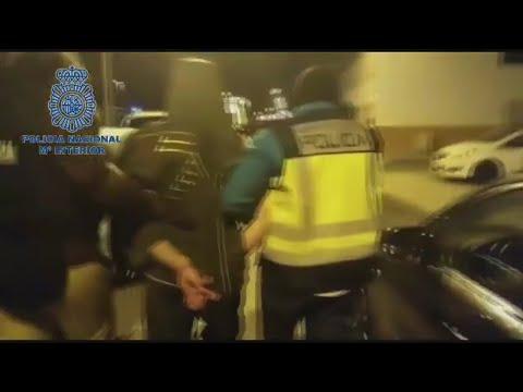 La detención de 'El Castaña', el gran narco del Campo de Gibraltar