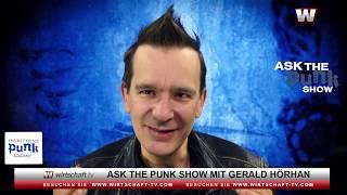 Ask The Punk: Die Umschulung der Bevölkerung wird vom Staat vernachlässigt!