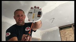 HOW TO Remove an Aico Smoke Alarm - Your local Electrician