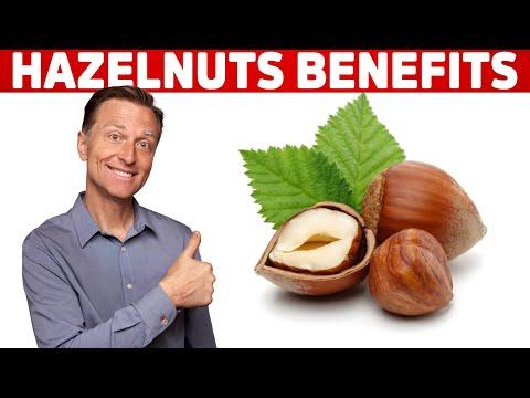 Unique Benefits of Hazelnuts