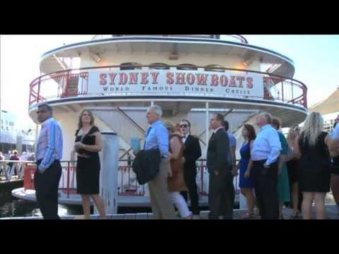 Charter Cruises - Sydney Showboats