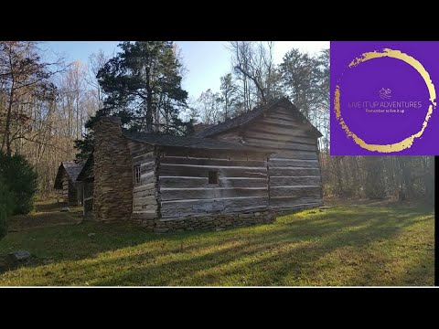 Walker Sister Cabin, Great Smoky Mountains NP