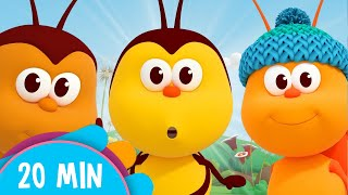 The Best Little Bugs Songs!  - Kids song, Nursery Rhymes