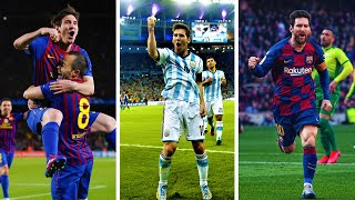 Lionel Messi | Best Goals in Each Year of His Career | 2005-2020