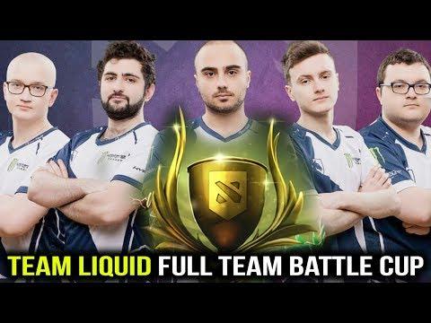Team Liquid Battle Cup EZ Game 1 Dota 2