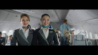 Air Astana Business Class: Fulfilling Your Dreams