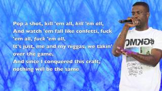 Isaiah Rashad - Shot You Down (ft. Jay Rock & Schoolboy Q) - Lyrics