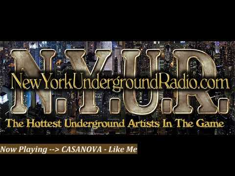 NYUR Radio 24/7 Live Stream Rap / Hip Hop Live Stream