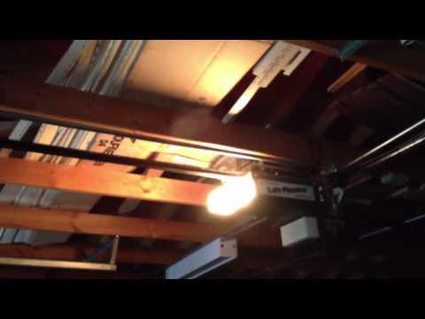 CHAMBERLAIN  MULTICODE garage door openers  YouTube