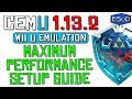 Cemu 1 13 2 The Complete Guide To Wii U Emulation Maximum Performance mp3